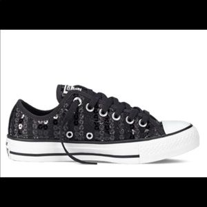 Converse Chuck Taylor All Star Low Sequin